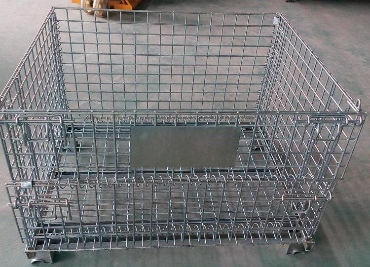 折叠仓储笼多少钱一个