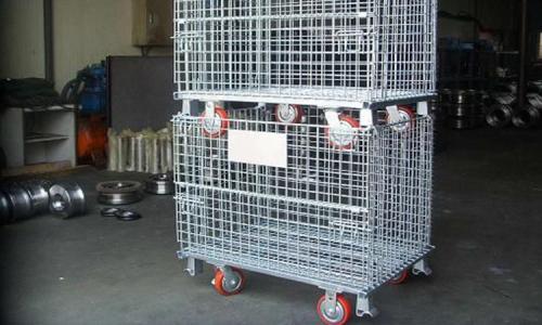 电子商务对于仓储笼需求的旺盛