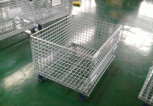 仓储笼铁笼的优点及堆垛要求